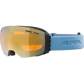 Alpina Granby HM Gafas, grey/skyblue